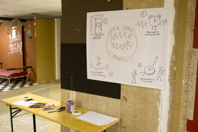 Providing a framework and a method