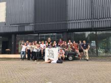 Annabel is organisator bij Broedplaats de Broedmachine in Beverwijk