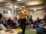 Facilitaitie Open Space Bijeenkomst over de Buurtvisie Buiksloterham
